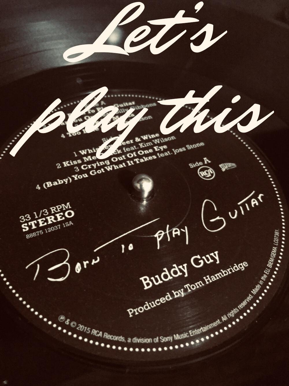 Recomandare muzicală: Buddy Guy