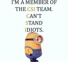 idiots